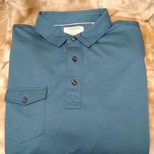 Linksoul Men's Polo Shirt L
